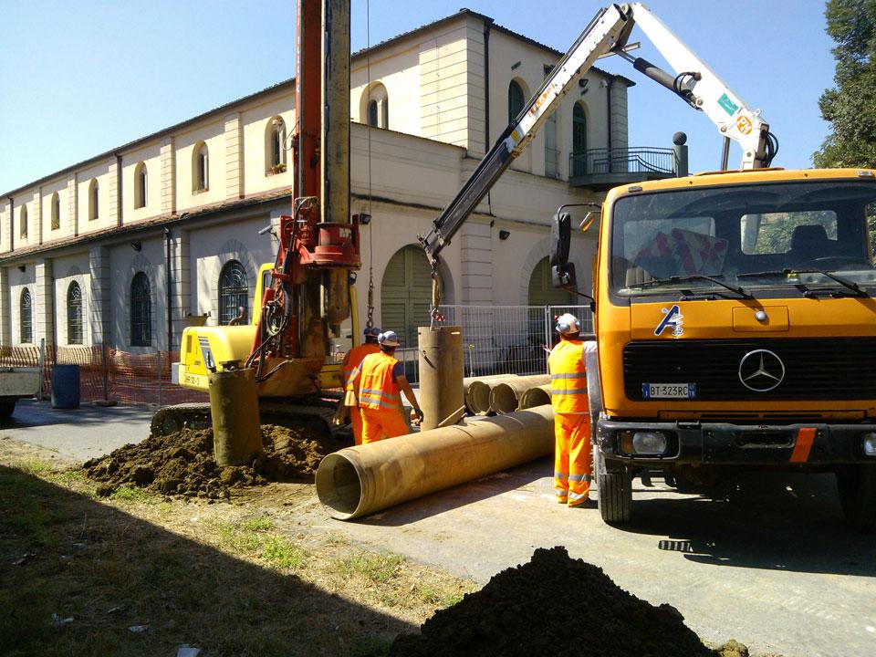 Costruire un pozzo a Terni