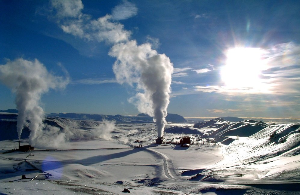 Geotermia: l'Italia deve invidiare l'Islanda?