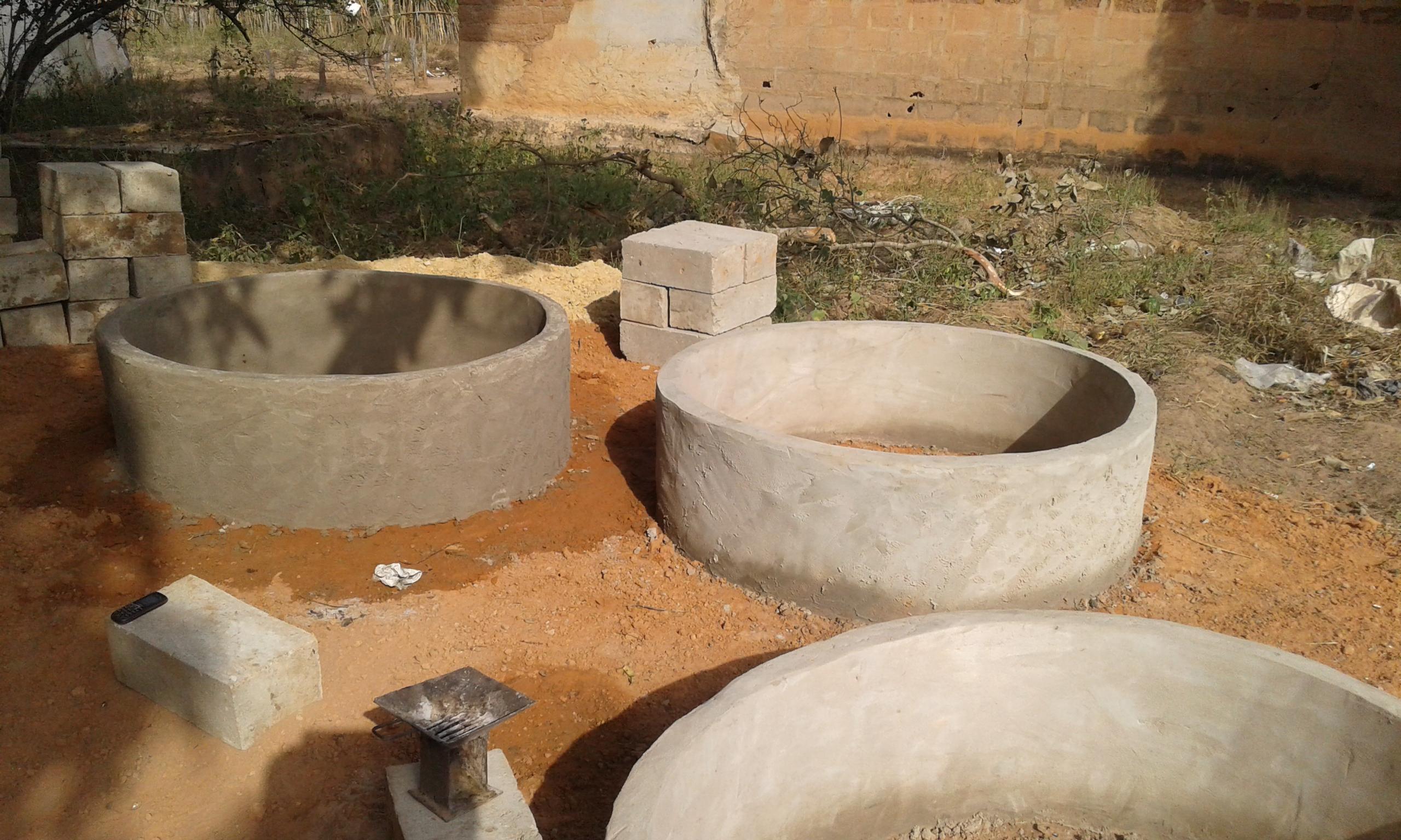 La realizzazione di un pozzo artesiano