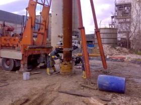 Realizzazione pozzo polo industriale Nera Montoro